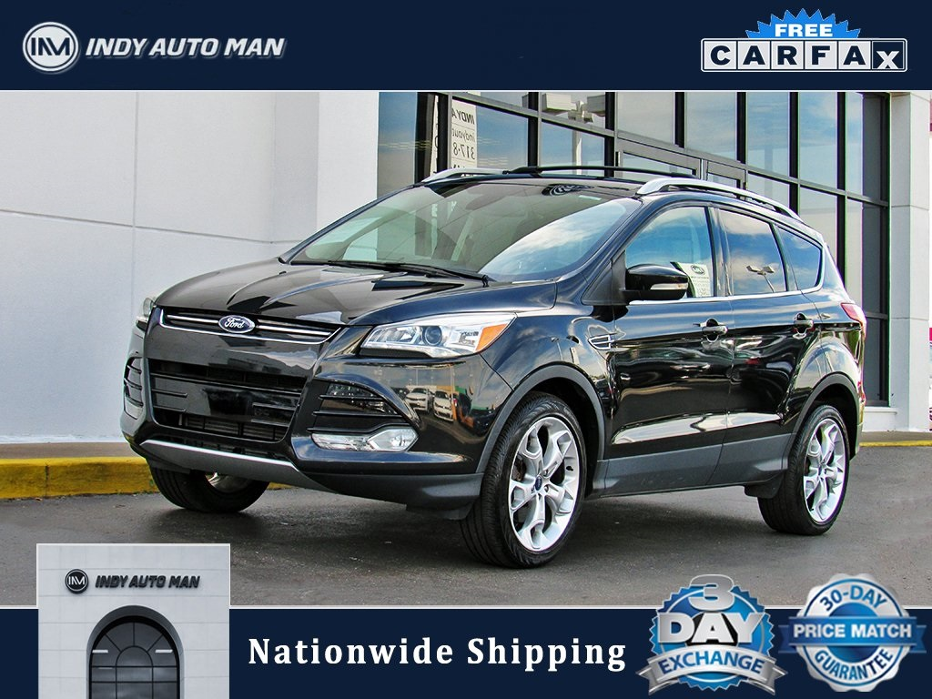 Ford Escape Titanium >> Pre Owned 2013 Ford Escape Titanium With Navigation Awd