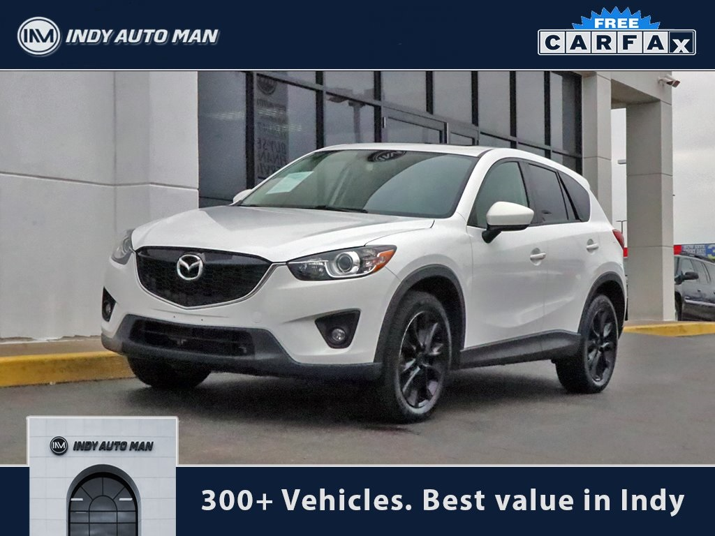 Pre Owned 2013 Mazda Cx 5 Grand Touring 4d Sport Utility In